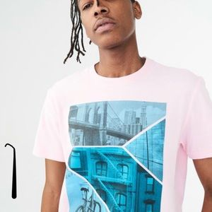 Aeropostale Shirts - NYC Images Graphic Tee